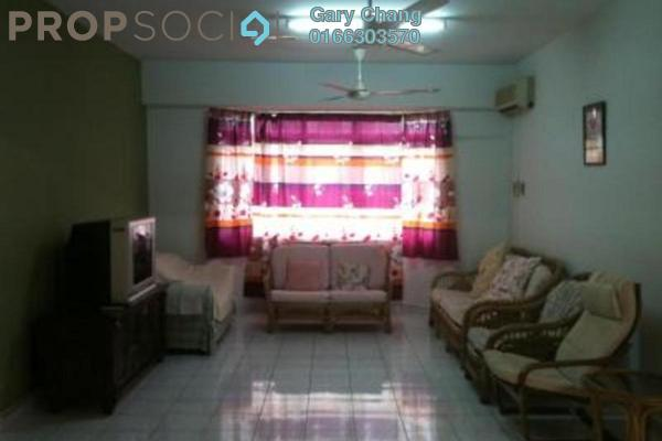 For Rent Condominium at Pelangi Utama, Bandar Utama Leasehold Fully Furnished 3R/2B 2k