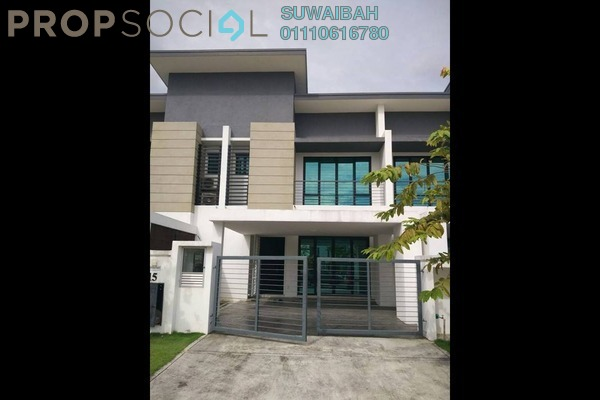 For Sale Terrace at Zircona, Alam Impian Freehold Unfurnished 5R/4B 815k