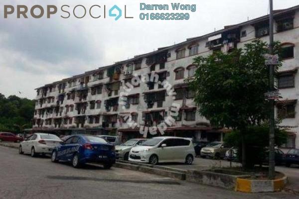For Rent Apartment at Taman Setia Balakong, Balakong Freehold Semi Furnished 3R/2B 800translationmissing:en.pricing.unit