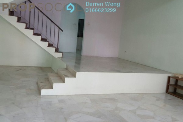 For Rent Terrace at SL6, Bandar Sungai Long Freehold Semi Furnished 4R/3B 1.5k