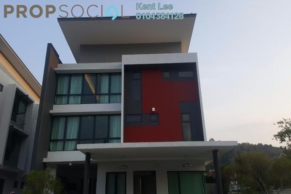 For Sale Bungalow at Bandar Nusa Rhu, Shah Alam Leasehold Semi Furnished 6R/7B 1.65m
