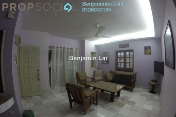 For Sale Terrace at SD8, Bandar Sri Damansara Freehold Semi Furnished 6R/4B 1.53m