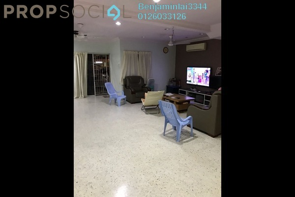 For Sale Terrace at Taman Wahyu, Jalan Ipoh Leasehold Unfurnished 4R/3B 838k