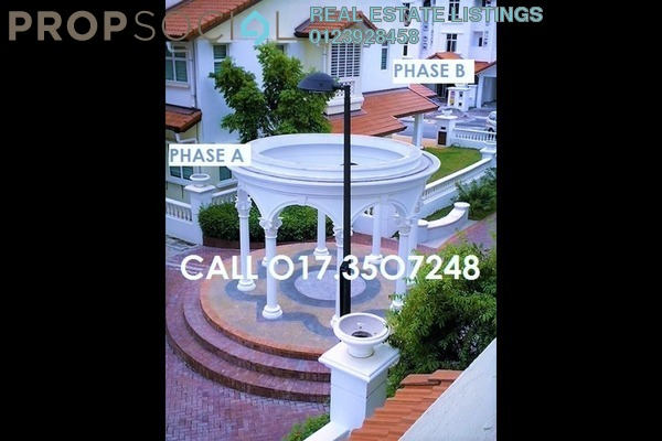 For Sale Link at Anjung Sari, Setia Alam Freehold Unfurnished 5R/5B 840k