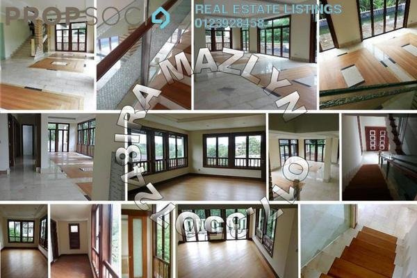 For Rent Bungalow at Desa Damansara, Damansara Heights Freehold Semi Furnished 6R/6B 18k