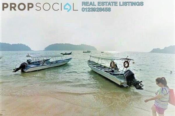 For Sale Villa at Pasir Bogak, Pulau Pangkor Freehold Fully Furnished 25R/25B 3.8m