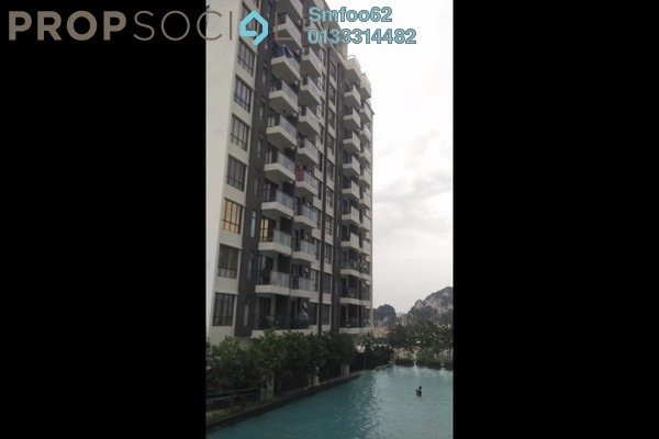 For Rent Condominium at Urban 360, Gombak Leasehold Fully Furnished 1R/1B 1.6k