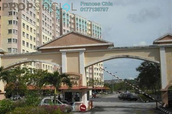 For Sale Apartment at Desaminium Flora, Bandar Putra Permai Leasehold Unfurnished 3R/2B 190k