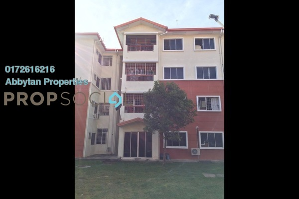 For Sale Apartment at Putri Bahang Apartment, Kota Kinabalu Leasehold Semi Furnished 3R/2B 225k