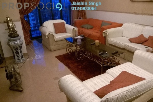 For Rent Condominium at Villa Angsana, Jalan Ipoh Freehold Fully Furnished 3R/2B 2.4k