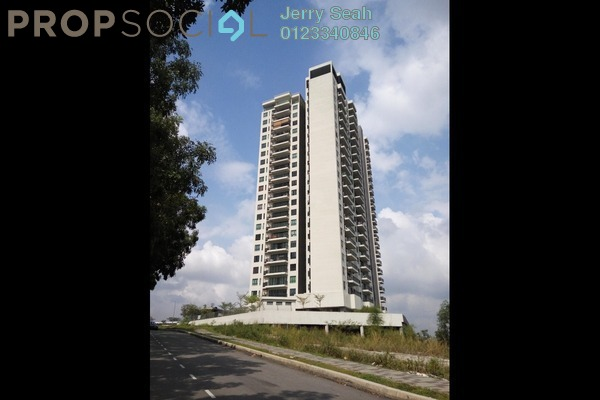For Rent Condominium at Zefer Hill Residence, Bandar Puchong Jaya Freehold Fully Furnished 4R/3B 2.4k