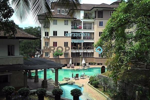 For Sale Condominium at Sri Lojing, Wangsa Maju Leasehold Semi Furnished 3R/2B 595k