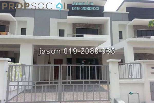 For Sale Terrace at Bandar Saujana Utama, Sungai Buloh Leasehold Unfurnished 4R/3B 598k