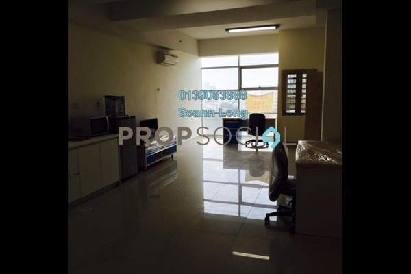 For Rent Serviced Residence at First Subang, Subang Jaya Freehold Fully Furnished 1R/1B 1.65k