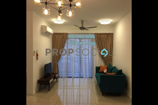 For Rent Condominium at Urbana Residences @ Ara Damansara, Ara Damansara Leasehold Fully Furnished 2R/2B 2.8k