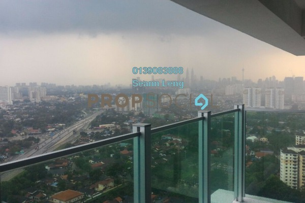 For Rent Apartment at Maxim Citilights, Sentul Leasehold Semi Furnished 3R/2B 2.1k