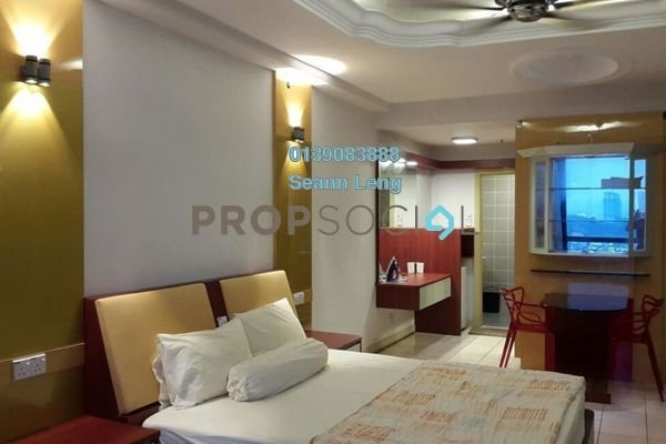 For Rent SoHo/Studio at Amcorp Serviced Suites, Petaling Jaya Leasehold Fully Furnished 1R/1B 2k