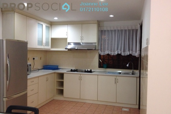 For Rent Condominium at Palm Spring, Kota Damansara Leasehold Fully Furnished 3R/2B 1.6k