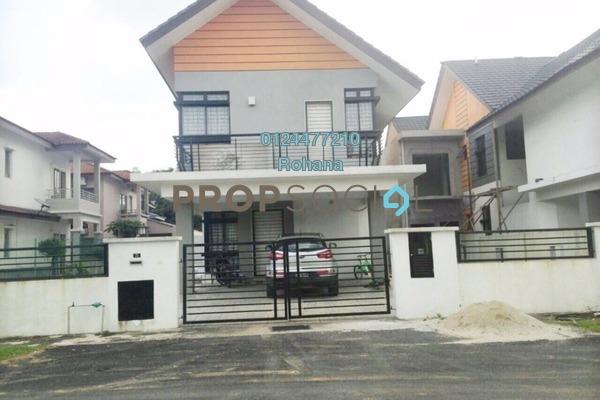 For Sale Semi-Detached at Bandar Saujana Utama, Sungai Buloh Leasehold Fully Furnished 5R/4B 850k