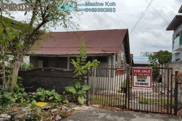 For Sale Bungalow at Section 1, Petaling Jaya Leasehold Unfurnished 3R/2B 600k