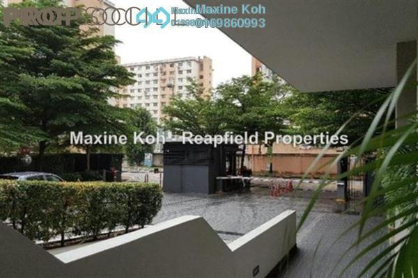 For Sale Condominium at Ameera Residences, Petaling Jaya Freehold Semi Furnished 3R/3B 1.2m
