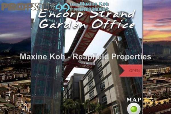 For Sale Office at Encorp Strand Garden Office, Kota Damansara Leasehold Unfurnished 0R/0B 650k