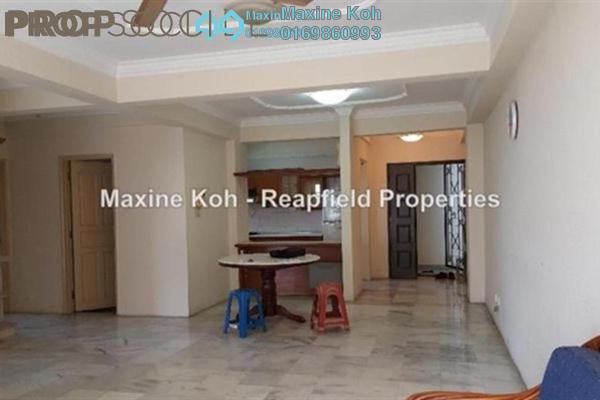 For Sale Condominium at Jasmine Towers, Petaling Jaya Freehold Semi Furnished 3R/2B 750k