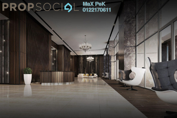 For Sale Condominium at The Manor, KLCC Freehold Fully Furnished 3R/3B 2.97m