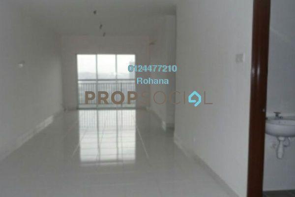 For Sale Condominium at Alam Idaman, Shah Alam Freehold Unfurnished 3R/2B 330k