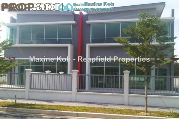 For Sale Factory at Surian Industrial Park, Kota Damansara Leasehold Fully Furnished 0R/0B 7m