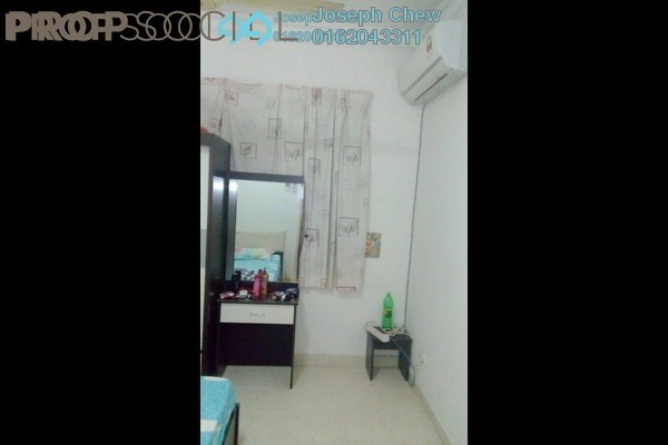 For Rent Serviced Residence at Koi Tropika, Puchong Leasehold Semi Furnished 3R/2B 1.5k