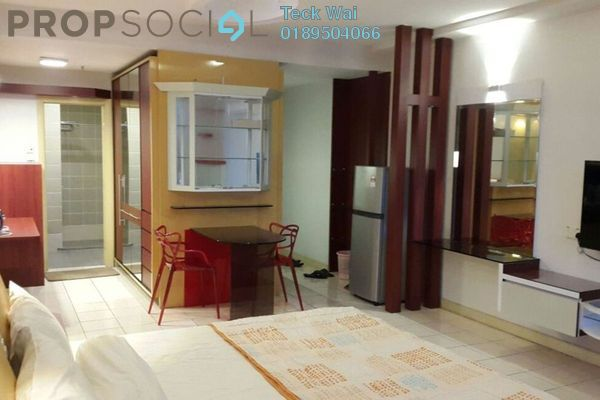 For Rent SoHo/Studio at Amcorp Serviced Suites, Petaling Jaya Leasehold Fully Furnished 0R/1B 1.9k