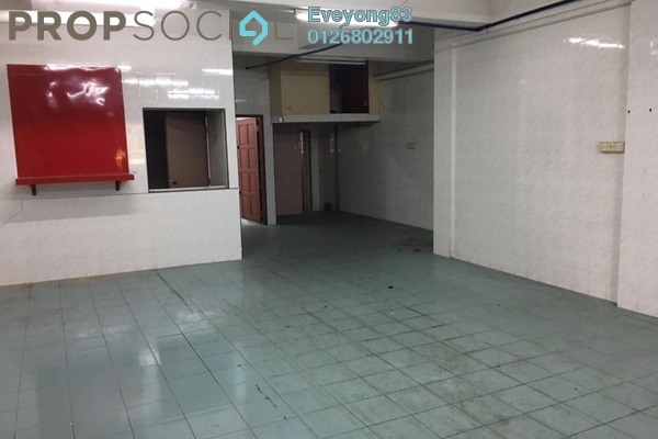 For Rent Shop at Taman Sejahtera, Jinjang Leasehold Semi Furnished 0R/2B 2.8k