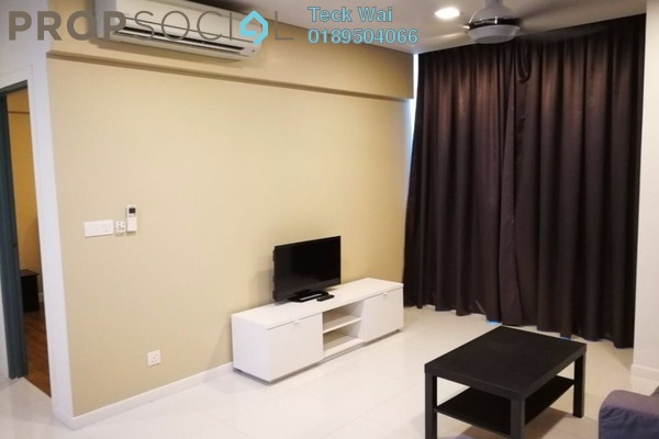 For Rent Condominium at Summer Suites, KLCC Leasehold Fully Furnished 1R/1B 2.45k