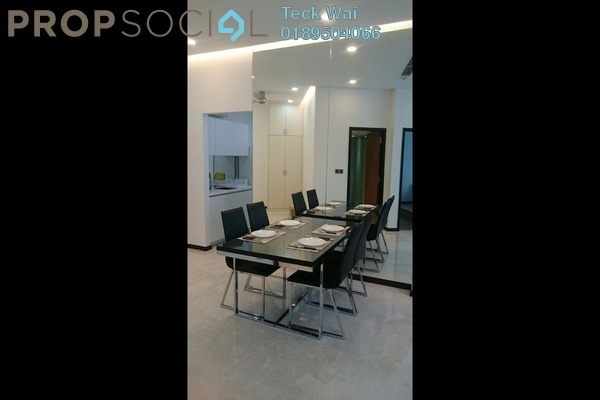 For Rent Condominium at Vortex Suites & Residences, KLCC Freehold Fully Furnished 2R/2B 3.8k