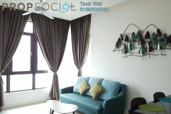 For Rent Condominium at Tropicana Avenue, Tropicana Leasehold Fully Furnished 3R/2B 3.6k