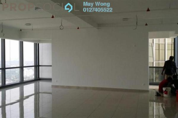 For Rent Office at Pinnacle Tower, Johor Bahru Freehold Semi Furnished 0R/0B 5.1k