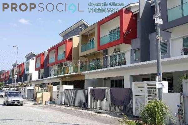 For Sale Terrace at Taman Suria Tropika, Bandar Putra Permai Leasehold Semi Furnished 5R/4B 1.4m