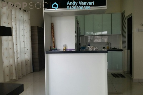 For Rent Condominium at Saville @ The Park, Pantai Freehold Fully Furnished 4R/3B 4.5k