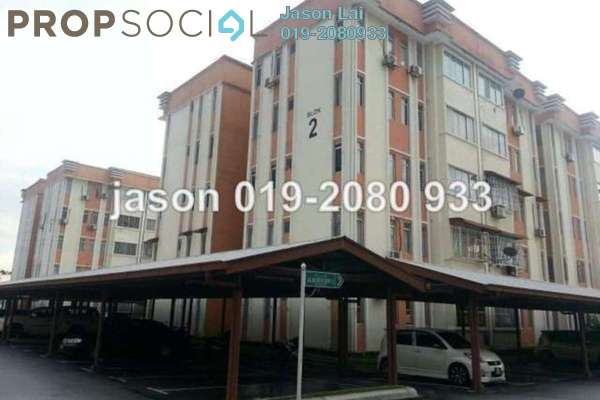 For Sale Apartment at Subang Bestari, Subang Leasehold Unfurnished 3R/2B 285k