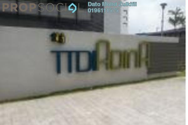 For Sale Condominium at TTDI Adina, Shah Alam Leasehold Unfurnished 2R/1B 405k