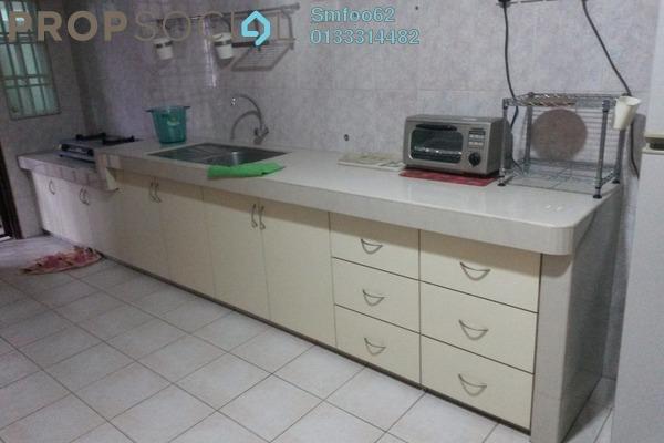 For Rent Condominium at La Villas Condominium, Setapak Freehold Semi Furnished 3R/2B 1.6k
