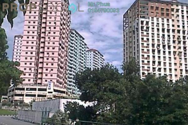 For Rent Condominium at Gambier Heights, Bukit Gambier Freehold Fully Furnished 3R/2B 1.2k