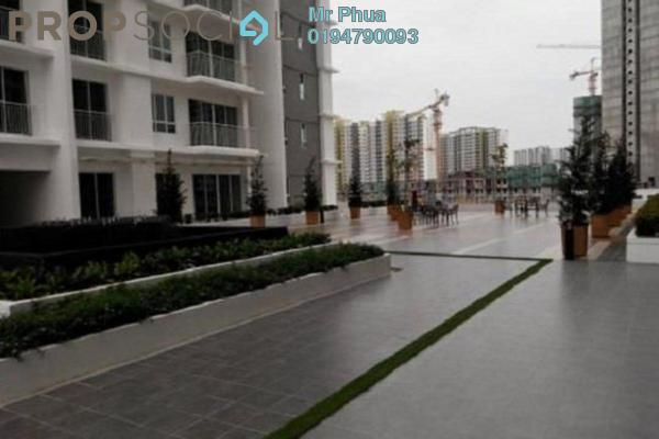 For Rent Condominium at Gardens Ville, Sungai Ara Freehold Fully Furnished 3R/2B 1.6k