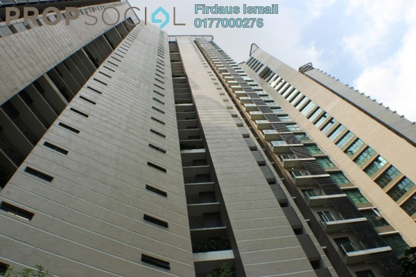 For Sale Condominium at Setia Sky Residences, KLCC Freehold Semi Furnished 1R/2B 1.15m