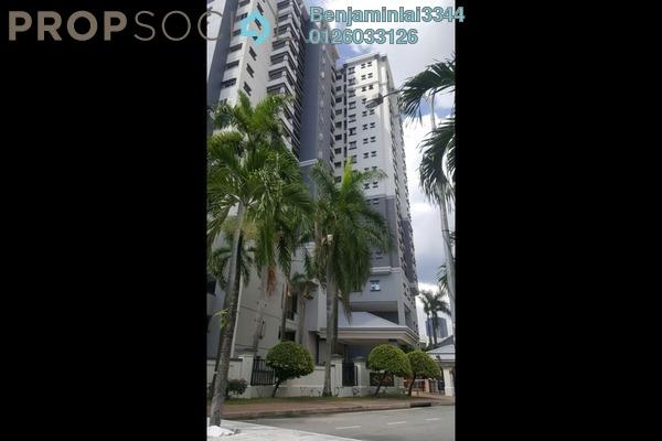 For Sale Condominium at Ken Damansara I, Petaling Jaya Freehold Semi Furnished 4R/3B 880k