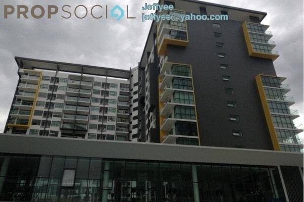 For Sale Condominium at Zeva, Bandar Putra Permai Leasehold Fully Furnished 1R/1B 290k