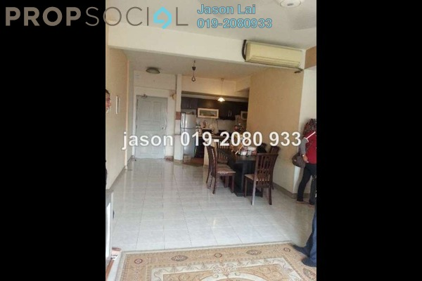 For Sale Apartment at D'Shire Villa, Kota Damansara Leasehold Fully Furnished 3R/2B 395k