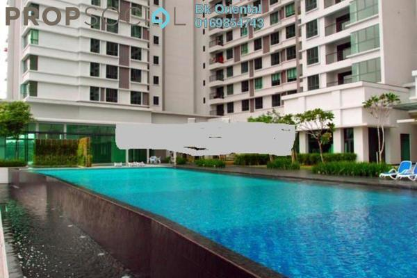 For Rent Condominium at USJ 6, UEP Subang Jaya Freehold Fully Furnished 4R/3B 2.7k