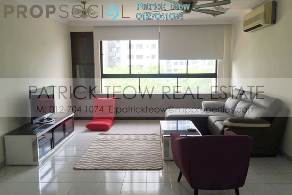 For Rent Condominium at Mont Kiara Pines, Mont Kiara Freehold Fully Furnished 3R/2B 2.9k